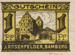 Germany, 1 Pfennig, 62.1a