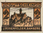 Germany, 2 Pfennig, 62.1a