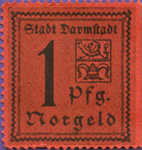 Germany, 1 Pfennig, D5.4a