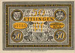 Germany, 50 Pfennig, 355.1a