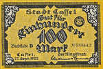 Germany, 100 Mark, 740.1a
