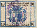 Germany, 10 Pfennig, H27.6b