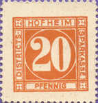 Germany, 20 Pfennig, H47.1u