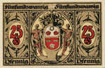 Germany, 25 Pfennig, 747.1