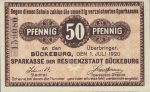 Germany, 50 Pfennig, B97.3b
