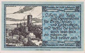 Germany, 25 Pfennig, L55.3b