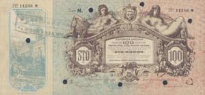 Poland, 100 Koron,