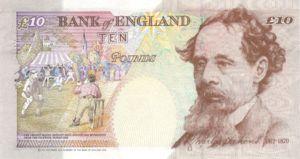 Great Britain, 10 Pound, CS11 YR20