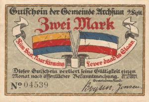 Germany, 2 Mark, 40.1a