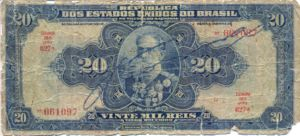 Brazil, 20 Mil Real, P48c Sign.1