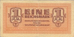 Germany, 1 Reichsmark, M36