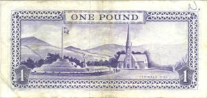 Isle Of Man, 1 Pound, P25a
