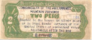 Philippines, 2 Peso, S112