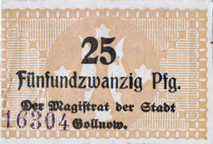 Germany, 25 Pfennig, G30.3b