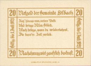 Austria, 20 Heller, FS 150a