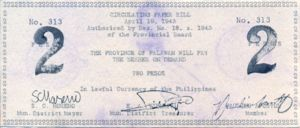 Philippines, 2 Peso, S915