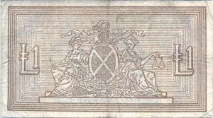 Scotland, 1 Pound, P96a