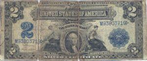 United States, The, 2 Dollar, P339