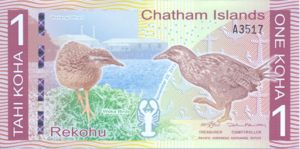 Chatham Islands,  ,
