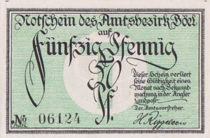 Germany, 50 Pfennig, 132.1a