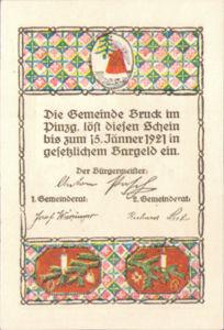 Austria, 80 Heller, FS 107IIIa