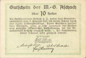 Austria, 10 Heller, FS 53Ia