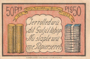 Germany, 50 Pfennig, 684.1b