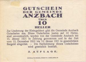 Austria, 10 Heller, FS 48IIAb