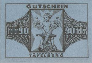 Austria, 90 Heller, FS 1054IIf
