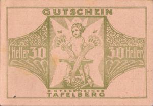 Austria, 30 Heller, FS 1054IIg