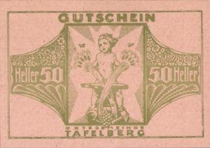 Austria, 50 Heller, FS 1054IIg