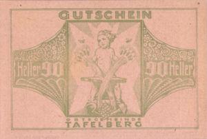 Austria, 90 Heller, FS 1054IIg
