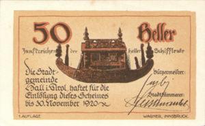 Austria, 50 Heller, FS 342IIa