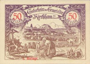 Austria, 50 Heller, FS 446Ia