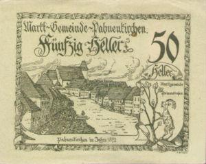 Austria, 50 Heller, FS 719d