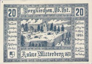 Austria, 20 Heller, FS 732