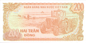 Vietnam, 200 Dong, P100a, SBV B28b