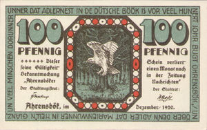 Germany, 100 Pfennig, 6.1