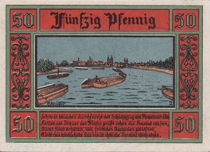Germany, 50 Pfennig, 8.1