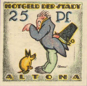 Germany, 25 Pfennig, 30.2