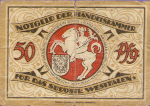 Germany, 50 Pfennig, A23.1