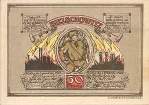 Germany, 50 Pfennig, 104.5a