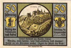 Germany, 50 Pfennig, 281.2