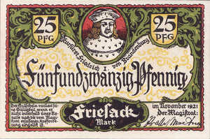 Germany, 25 Pfennig, 396.1a