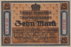 Germany, 10 Mark, 059.02a