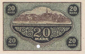Germany, 20 Mark, 079.04e