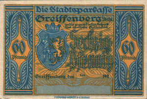 Germany, 60 Pfennig, 470.3b