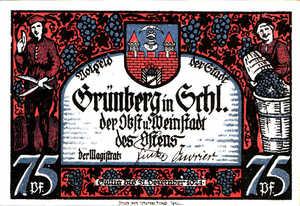 Germany, 75 Pfennig, 489.3