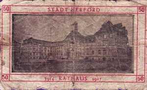 Germany, 50 Pfennig, H28.1d