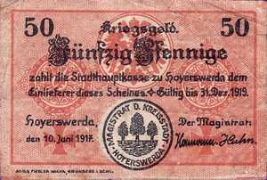 Germany, 50 Pfennig, H55.1b